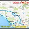 Caravan Vietnam-Cambodia-Thailand 30/4/2016