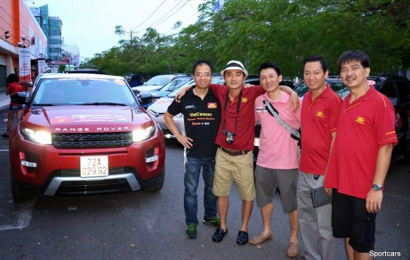 Caravan Vietnam – Cambodia – Thailand – Malaysia 2013