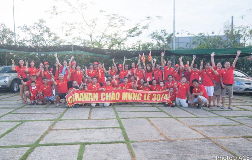 Caravan Nha Trang – Đà Lạt 30/4/2014