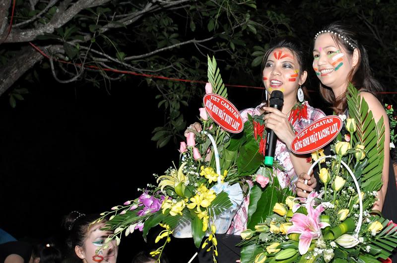 Bộ phim Vietcaravan đến Cao Minh