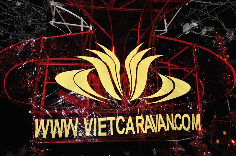 VietCaravan Đêm Hội Trăng Rằm