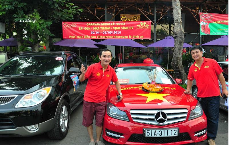 Caravan 30-4 Nha Trang-Vịnh Vĩnh Hy