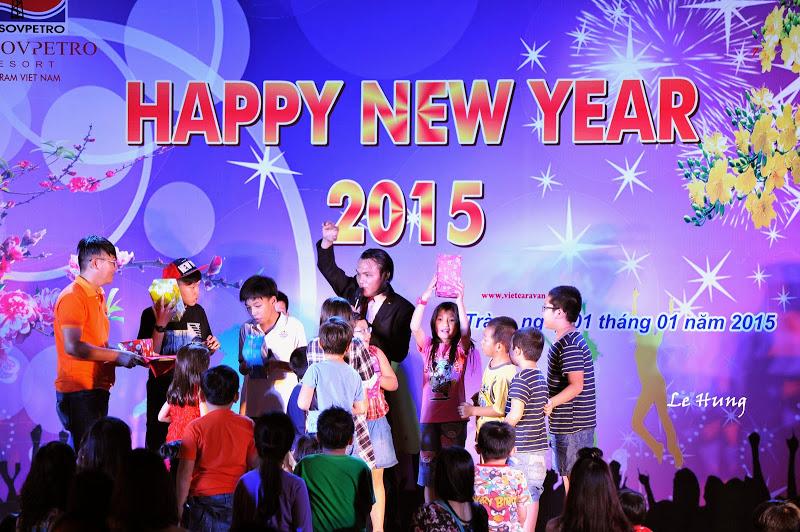 Hình ảnh Caravan Tất Niên – Happy New Year