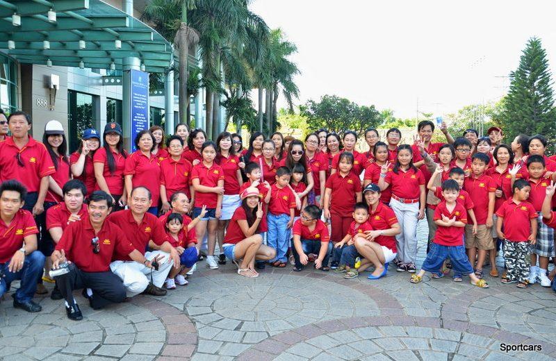 Hình ảnh trại hè 14,15/7/2012 Tại KDL Mỹ Lệ – Bình Phước