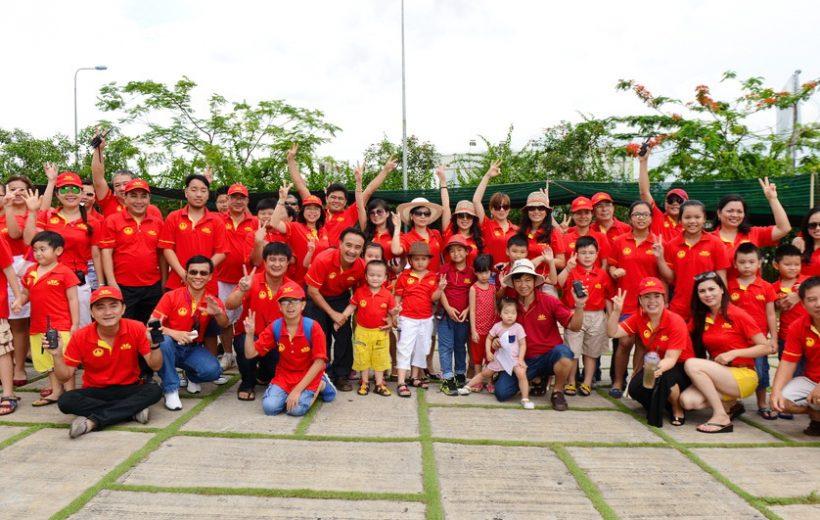 Trại hè Vietcaravan 2012 tại KDL Mỹ Lệ Tỉnh Mỹ Phước