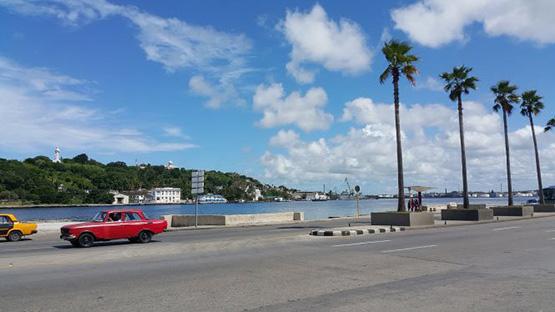 La Habana lộng lẫy trong mắt tôi