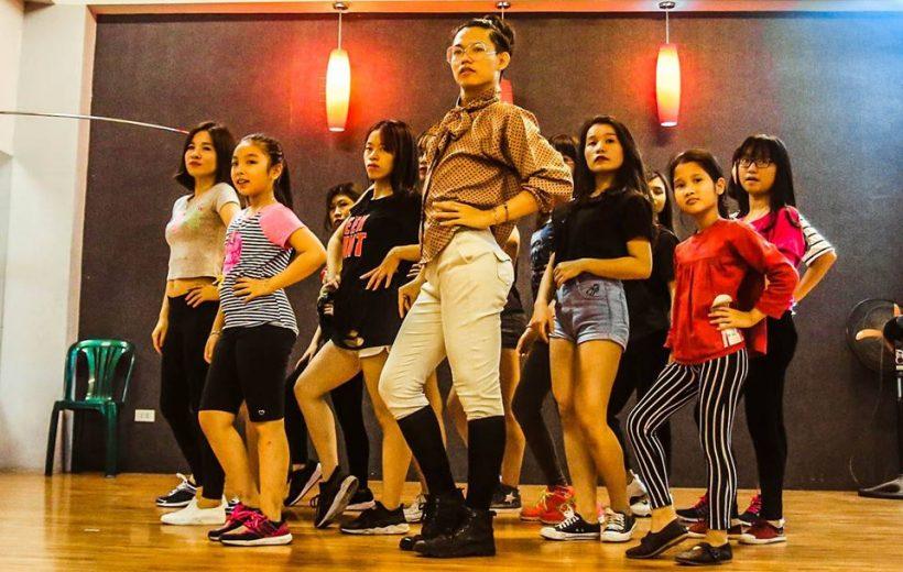 Học nhảy hiện đại ở Hà Nội