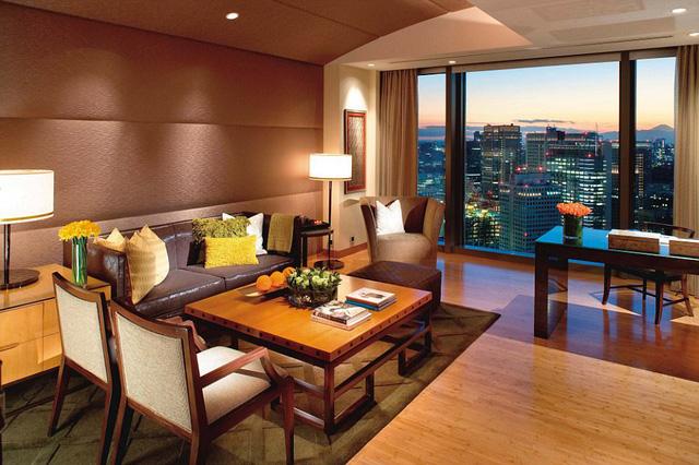 Khách sạn nào đẳng cấp nhất Tokyo?