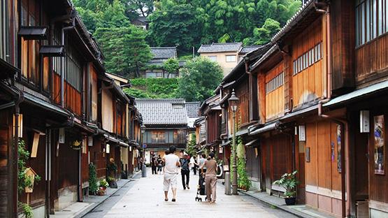Thăm Kanazawa để yêu và nhớ