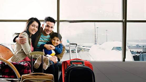 Kinh nghiệm đưa gia đình đi du lịch