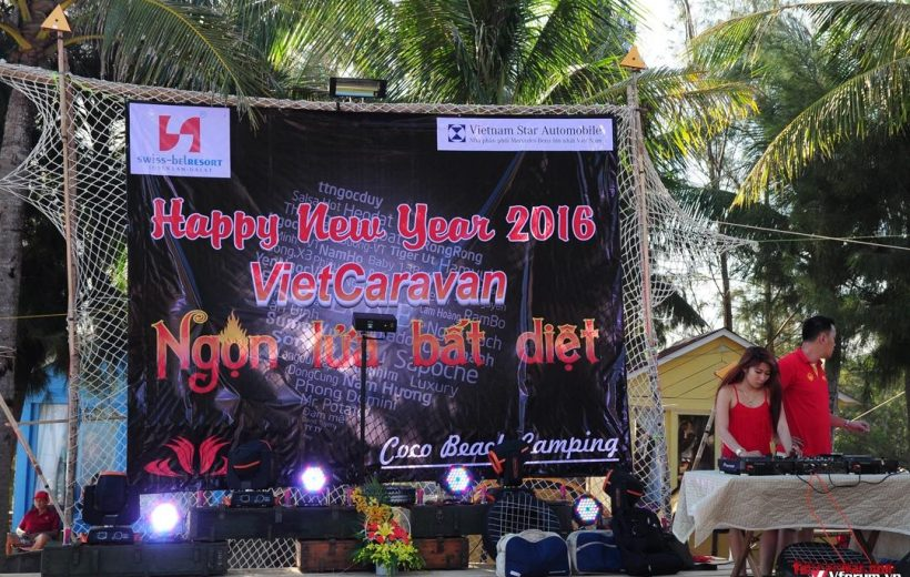 Caravan Happy News Year 2016