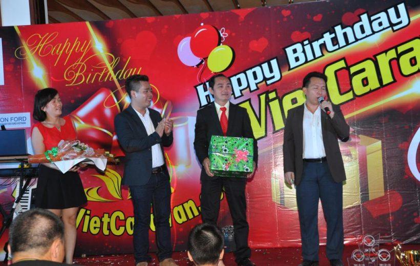 """Sinh nhật lần 6 Vietcaravan """"Niềm Vui Nhân Đôi"""""""