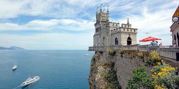 Có ai dám đến vùng đất ấm Crimea?