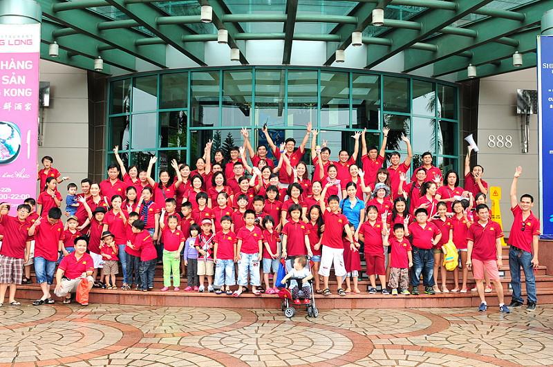 Video – Vietcaravan tất niên 2012, Saigon – Dalat 29/12 – 31/12