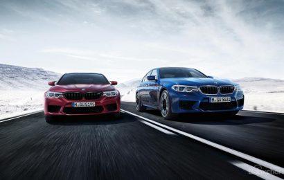 Đánh giá xe BMW M5 2018: Thiết kế thể thao, động cơ mạnh mẽ