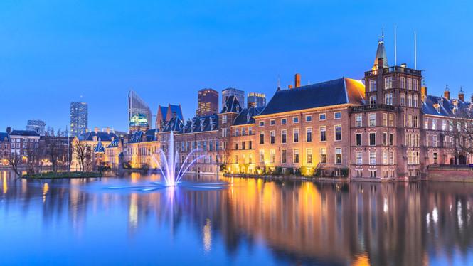 Đến đất nước hoa tulip chiêm ngưỡng Den Haag