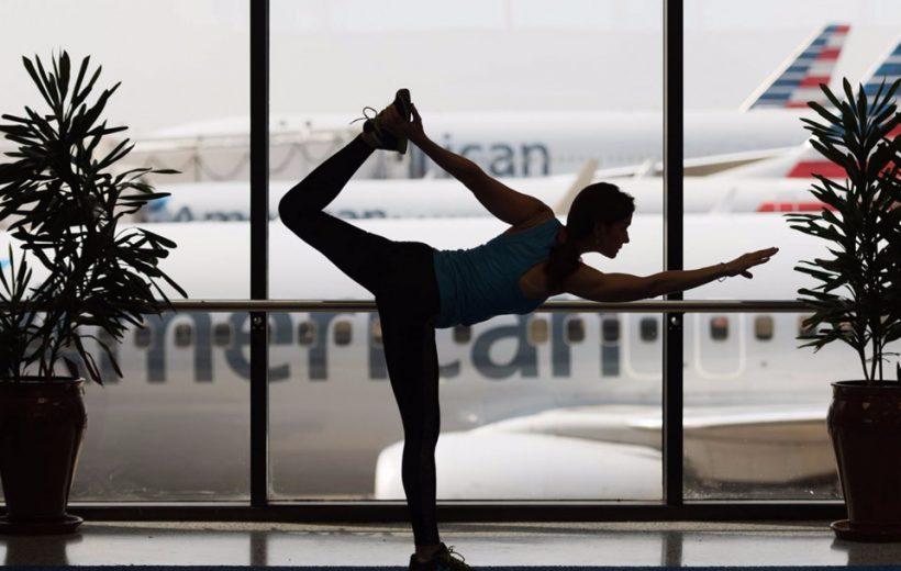Thư giãn và thưởng ngoạn ở sân bay Mỹ, tại sao không?