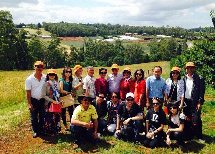 Hình ảnh chi hội VietCaravan Bình Dương tại Úc