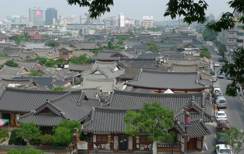 Một thoáng vương triều ở Jeonju