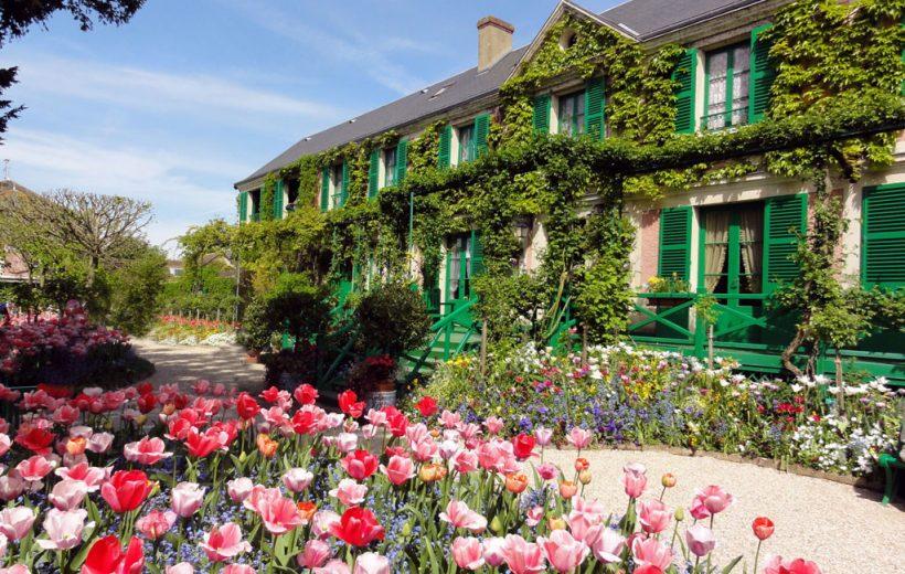 Đến Pháp, phải chiêm ngưỡng khu vườn của danh họa Monet