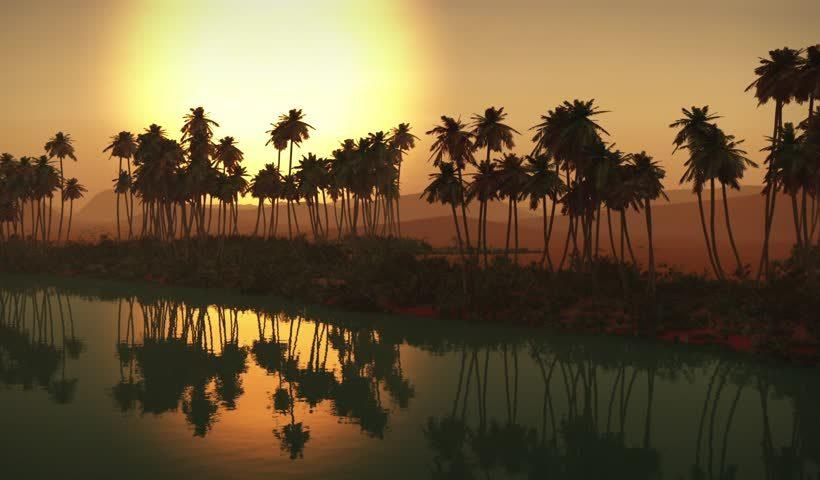 Dừng chân ở sa mạc Sahara Ai Cập