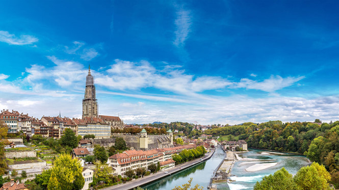 Đến Thụy Sĩ, phải ghé thăm thủ đô Bern