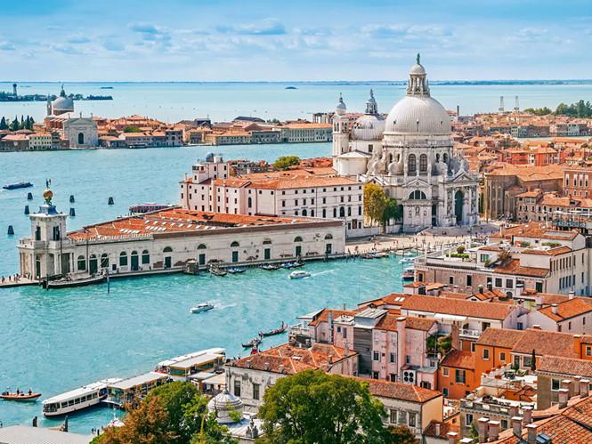 Đến Ý phải ghé Venice