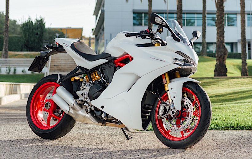 Ducati SuperSport chuẩn bị ra mắt tại Việt Nam