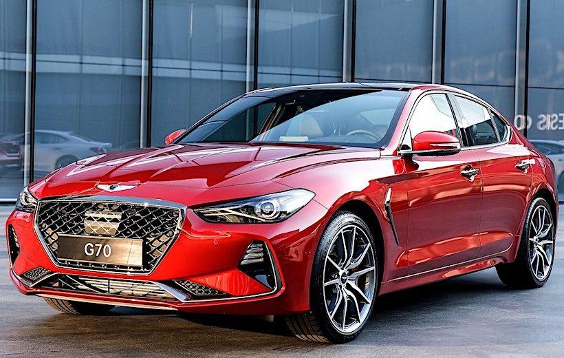 Genesis G70- Xe sedan sang trọng có giá bán từ 752 triệu đồng