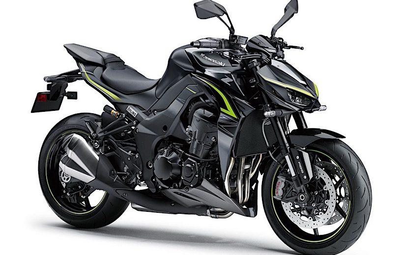 Kawasaki ra mắt hàng loạt màu mới cho các mẫu xe 2018