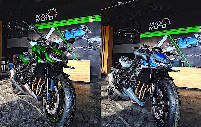 Kawasaki Z1000 2018 được bán ra với mức giá từ 399 triệu đồng