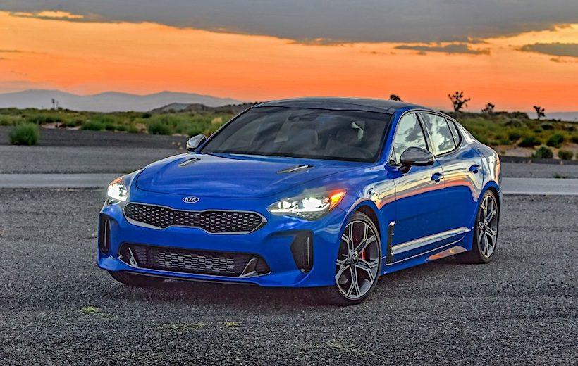Kia Stinger 2018 sẽ có giá bán từ 750 triệu đồng