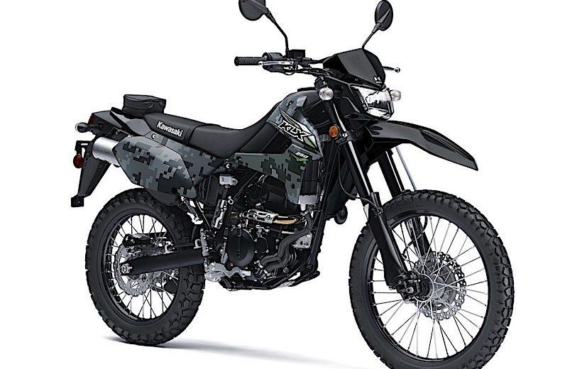 """""""Cào cào"""" Kawasaki KLX 250 ra mắt với giá bán từ 122 triệu đồng"""