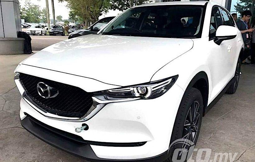 Mazda CX-5 lộ giá bán chính thức từ 757,5 triệu đồng