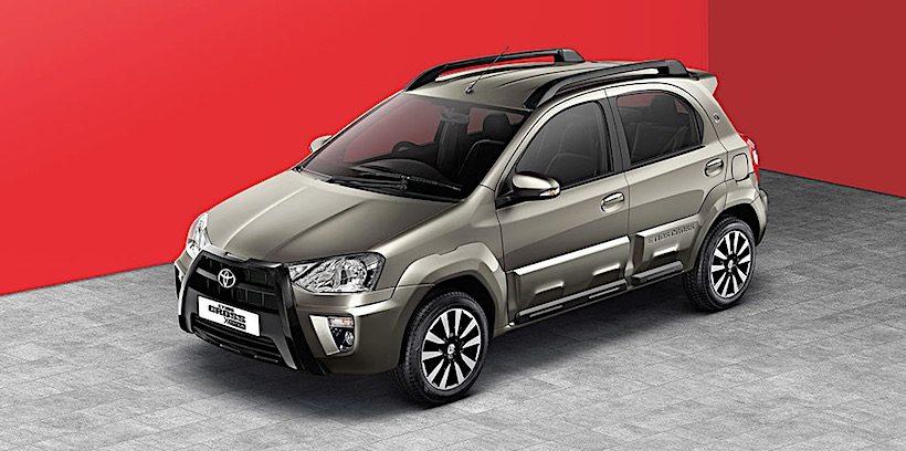 Toyota Etios Cross X-Edition có giá bán chỉ 240 triệu đồng
