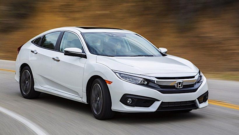 Honda Civic Turbo tiếp tục giảm giá chỉ còn 848 triệu đồng