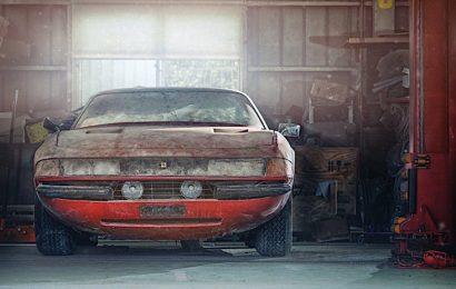 Ferrari Daytona hàng độc trị giá 2 triệu USD bị ruồng bỏ