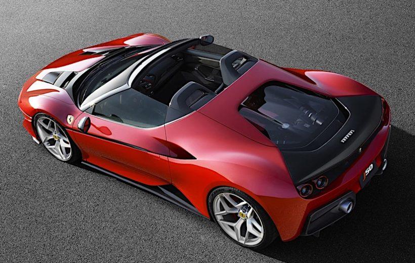 10 chiếc Ferrari hiếm nhất thế giới dành cho tỷ phú