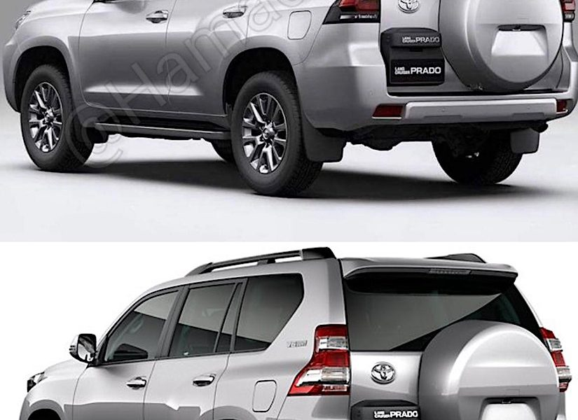 Toyota Prado 2018 có thêm bản 5 chỗ với giá từ 735 triệu đồng