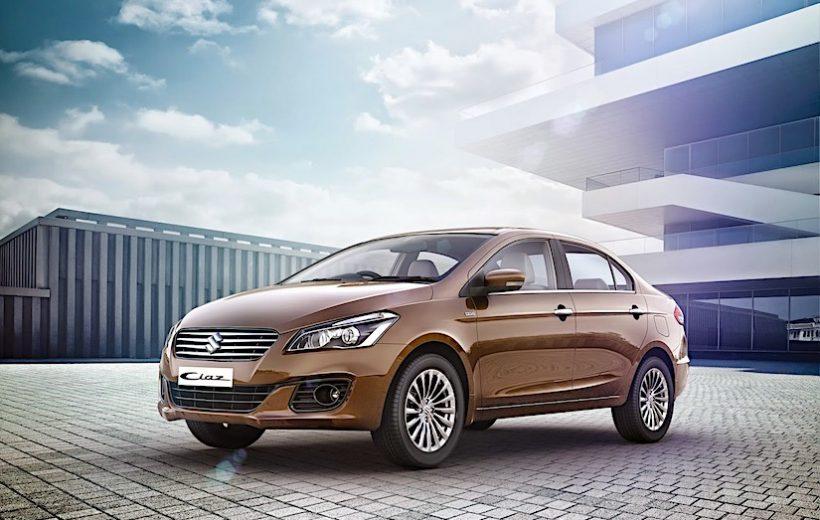 Suzuki Việt Nam công bố ưu đãi xe Ciaz và các dòng xe du lịch khác