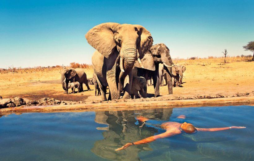 Đẹp mê hồn và hùng vĩ Zimbabwe