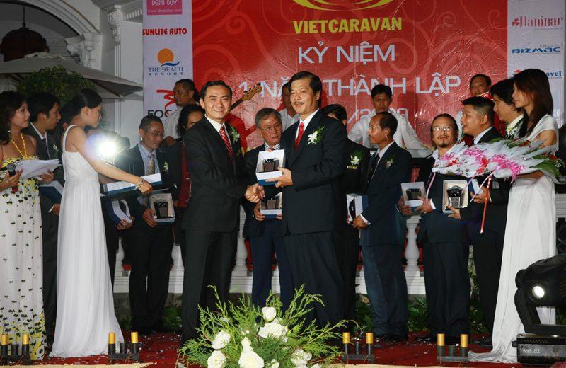 Video Sinh Nhật Vietcaravan lần 3
