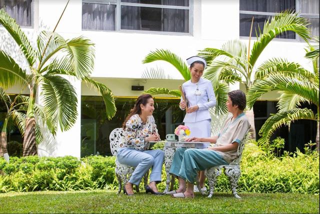 Du lịch Kết hợp khám chữa bệnh ở Thái Lan