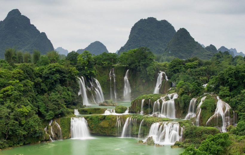 Lễ hội du lịch thác Bản Giốc-Cao Bằng