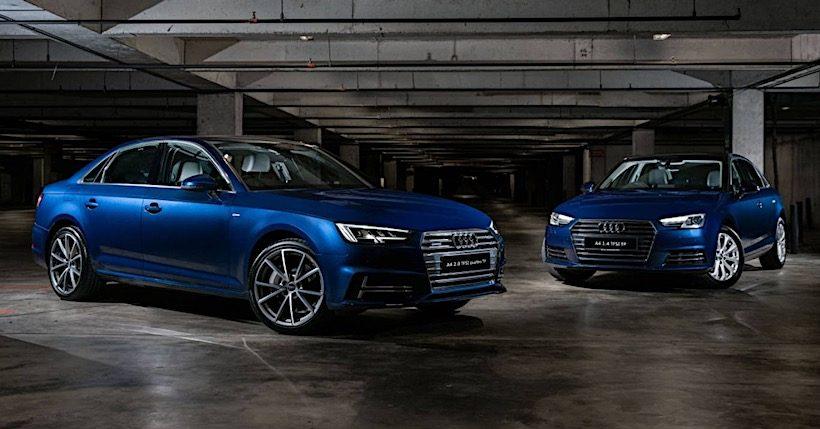 Audi Malaysia ra mắt gói nâng cấp B9 cho dòng xe A4