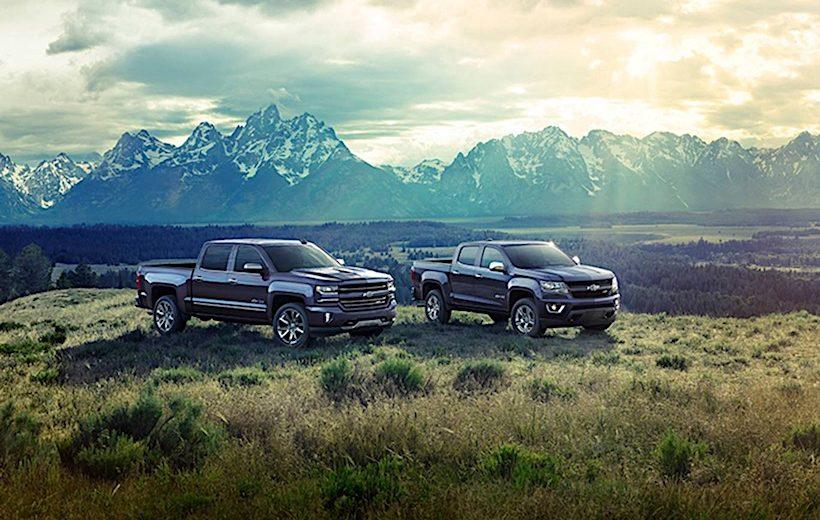 Chevrolet Colorado và Silverado ra mắt phiên bản kỷ niệm 100 năm vào năm sau