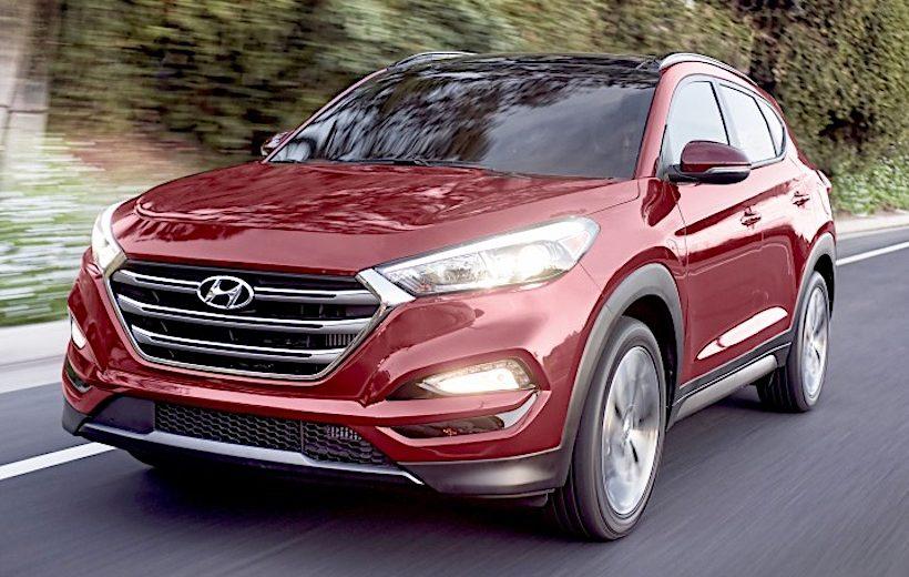 Hyundai Tucson bất ngờ giảm giá từ 30-50 triệu đồng