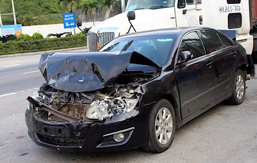 Cách nhận biết xe phục chế sau tai nạn