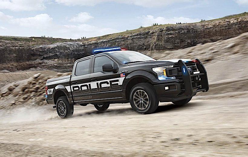 Ford ra mắt 2 mẫu xe dành riêng cho cảnh sát Mỹ