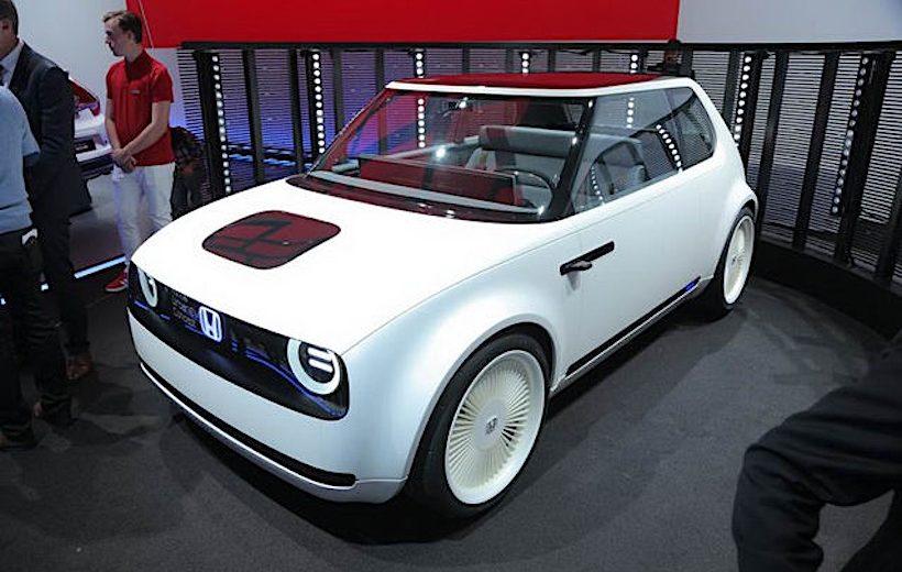 Những mẫu xe hút khách nhất triển lãm ô tô Tokyo 2017
